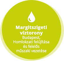 fobb referenciak modositas\Budapest Margitszigeti víztorony Homlokzati felújítása és felelős műszaki vezetése